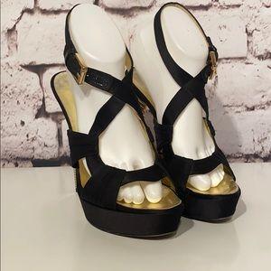 DSQUARED2 Satin Stilettos, Size 9